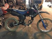 Dtre 125 Rolling Chassis