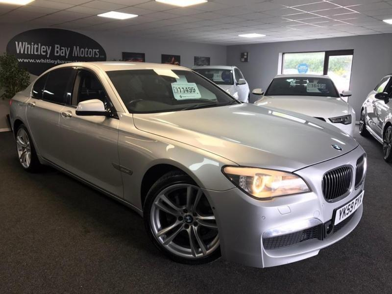 2009 Bmw 7 Series 30 730d M Sport 4dr In Washington Tyne And