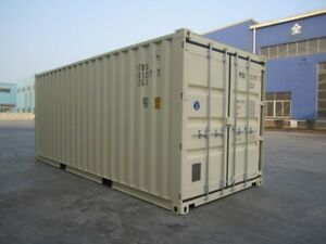 VBC 20' Shipping Containers New /One Trip - Monthly Payments