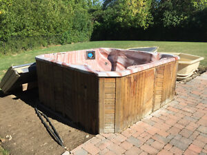 jacuzzi hot tub kijiji free classifieds in toronto gta find a job buy a car find a house. Black Bedroom Furniture Sets. Home Design Ideas