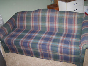 Gently used 6 foot long couch