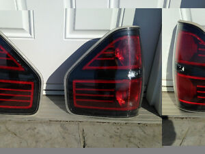 2012 Ford F150 FX4 Smoked Tailights