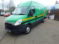 Iveco Daily S Class 2.3TD 35S13V LWB 2013 automatic van