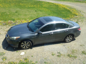 2010 Honda Accord EX Fully Loaded Heated Leather Sunroof $5900