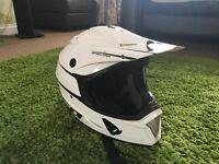 UFO motocross helmet size MEDIUM fox Thor airoh motox