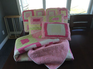 Reversible Quilt for Twin bed