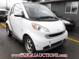 2012 SMART FORTWO PASSION 2D COUPE PASSION