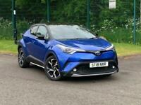 2018 Toyota C-HR Dynamic 1.8 Hybrid CVT Auto 5dr SUV Hybrid Automatic