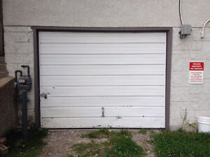 Single garage for rent at a very reasonable price in NW