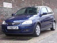 Vauxhall/Opel Corsa 1.2i 16v SXi+ 2006(56) 3 Door Hatchback