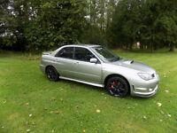 2006 Subaru Impreza 2.5 WRX silver netherton cars