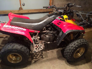 Used 1999 Yamaha warrior