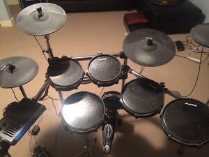 Alesis dm10x electric drum kit