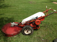 Gravely Model L Custom Convertible Tractor