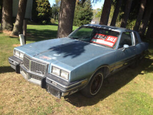 ** Or best offer** (Will Trade) 85 Pontiac Grand Prix**