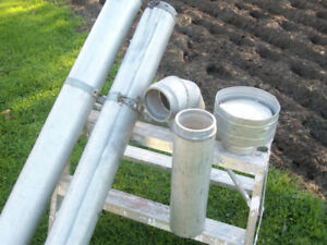 Insulated Stove Pipe / Chimney