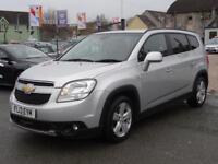 2013 Chevrolet Orlando 2.0 VCDi LTZ 5dr (start/stop)