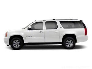 2013 GMC Yukon    4Dr. SUV 4WD XL Leather Sunroof  $297.04 B/W