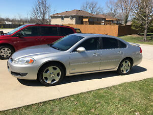 2006 Chevrolet Impala SS Sedan - Low KMs - V8