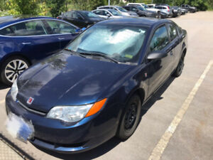 $1800--2007 Saturn Ion.2 Midlevel 4 Door Quad Coupe