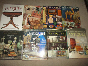 Antique Price guide books
