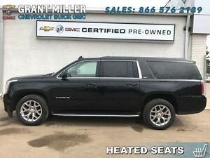 2015 GMC Yukon XL SLT  - Leather Seats -  Bluetooth -  Cooled Se