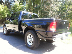 2000 Ford Ranger Stepside 4x4, V6 Auto - Beautiful Condition!
