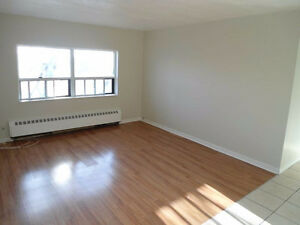 "Available - 2 Bdrm Apt.  $1,400 ""Includes Heat Hydro Parking"""
