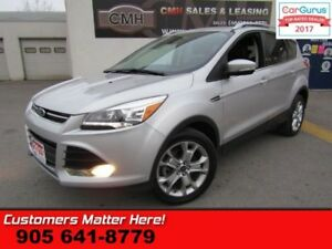 2015 Ford Escape Titanium  4X4, NAV, CAMERA, ROOF, HEATED LEATHE