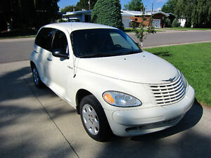2005 Chrysler PT Cruiser SUV, Crossover