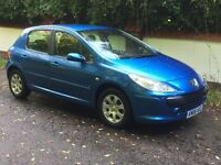 Peugeot 307 S 5 Door hatchback 71000 miles fantastic condition !!