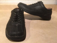 Men's Clark's Leather Shoes Size 12