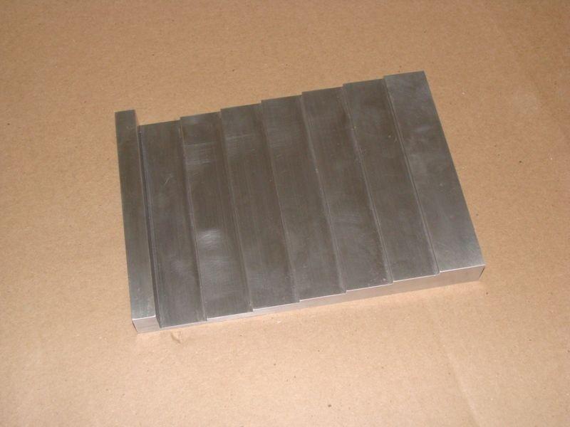 LNR7760 GE LUNAR PRODIGY BONE DENSITY CALIBRATION STEP WEDGE BLOCK