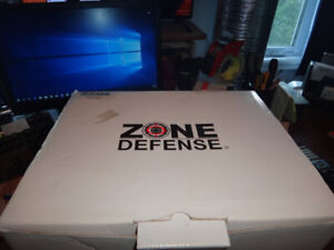 moniteur couleur ZONE DEFENSE ALL-IN-ONE MDVR truck camion