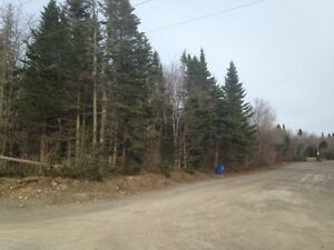 Prime building lot, outside city limits with deeded lake access.