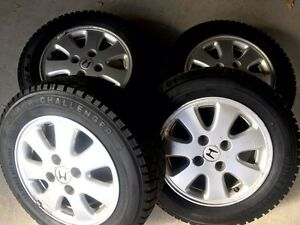 "15"" WANLI Winter Challenger Tires on Rims  Cambridge Kitchener Area image 8"