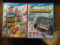 Xbox 360/Headset,WiiU,Wii and 3DS Games For Sale