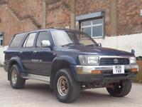 TOYOTA HILUX SURF 3.0 DIESEL AUTOMATIC***LOW MILES + READY TO WORK***