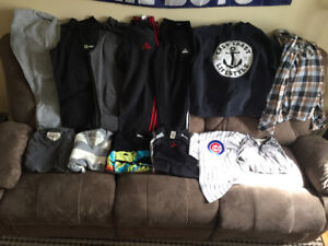 Men's Clothing Bundle (Cheap Price, Need Gone today)