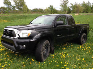 2014 Toyota Tacoma Camionnette
