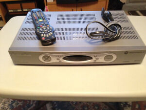HD Cable Box: Motorola DCT3416 (DVR)