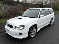 2005 Subaru Forester 2.5 STi AWD ESTATE