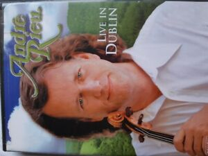 "PBS, ""Andre Rieu, Live In Dublin"" concert dvd"