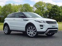 Land Rover RANGE ROVER EVOQUE 2.0 Si4 Dynamic 4x4 3dr (white) 2012