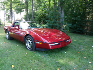 1984 Corvette ** PRICE DROP**  Needs a new home!