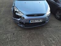 Ford s-max spares or repairs accident damaged