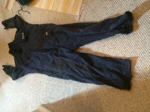 FR coveralls size 48
