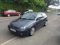Ford Focus 2.0 ST170 only 83,000 miles