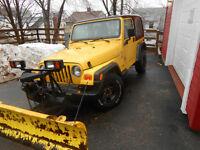 2000 Jeep TJ Convertible