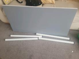 Ikea Linnmon desk 120x60